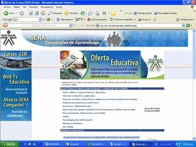 Listado de Cursos gratis del SENA Virtual Listado de Cursos gratis del SENA Virtual