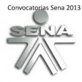 Convocatorias SENA IV Trimestre