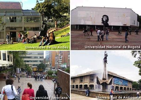 Universidades Publicas de Colombia