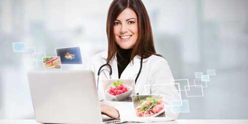 Estudia nutricion y dietetica